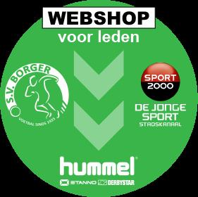 Webshop SV Borger