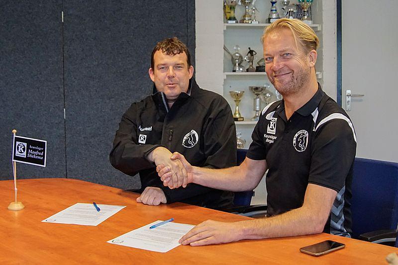SV Borger verlengt contract Gert Bijker als trainer JO19-1