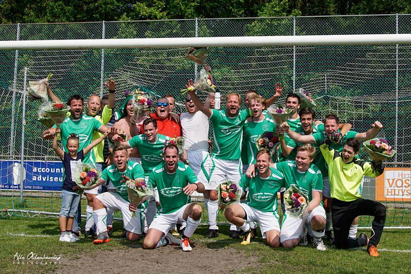 Borger zondag 2 is kampioen!!!