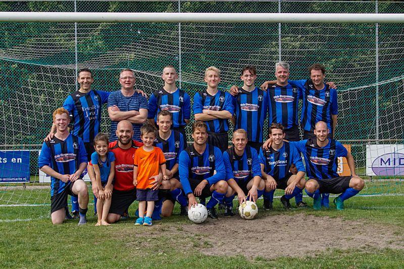 ACV 6 wint 35e editie van het Schoffeltoernooi in Borger