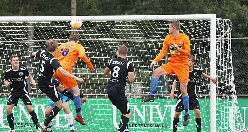 Valse start voor Borger 1 in Coevorden