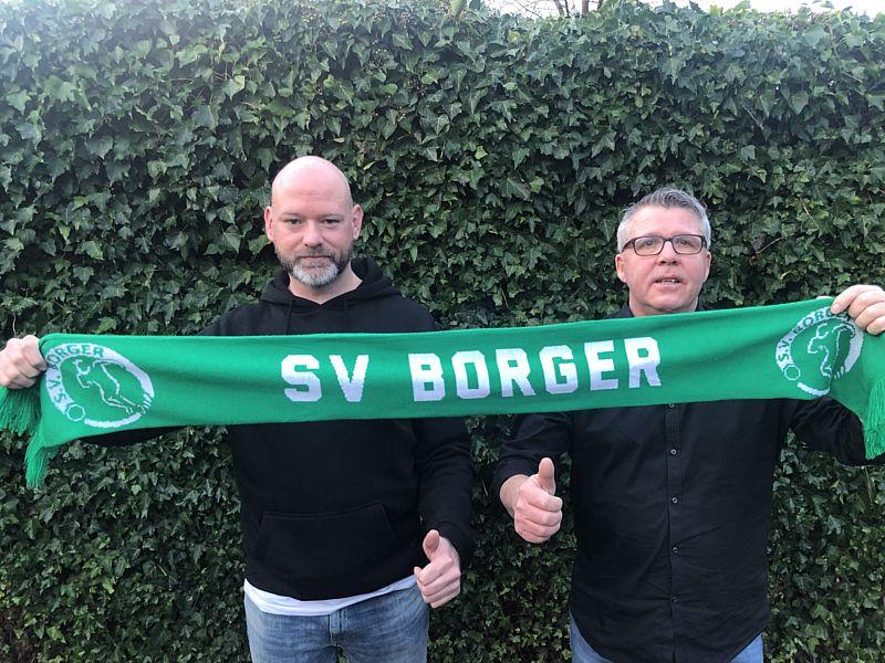 SV Borger heeft staf eerste selectie voor volgend seizoen rond