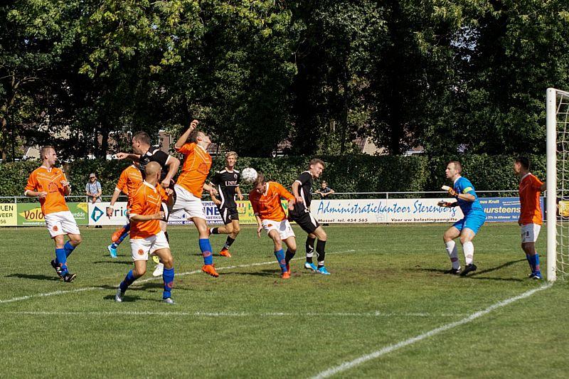 Borger wint bekerduel van Onstwedder Boys (1-3)