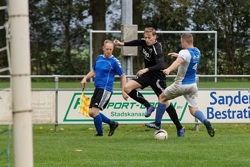Borger wint Kanaalstreek derby