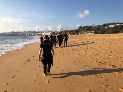 Borger 1 'overwintert' opnieuw in Albufeira (Portugal)