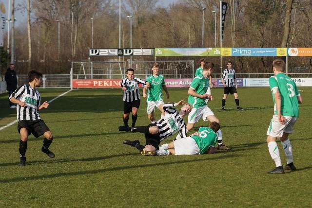 Borger morele winnaar na gelijkspel (1-1) tegen concurrent MSC/Amslod