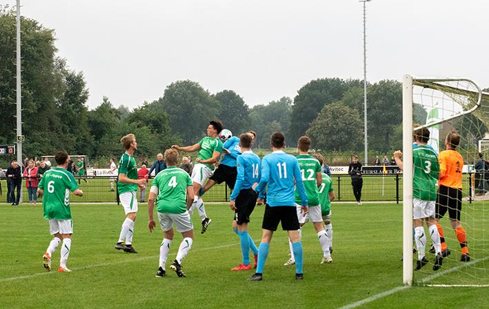 SV Borger via 'Plan B' naar bekerwinst op FC Assen